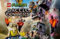 LEGO FUSION Battle Towers 200x130 Home