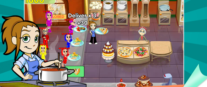 cooking games list