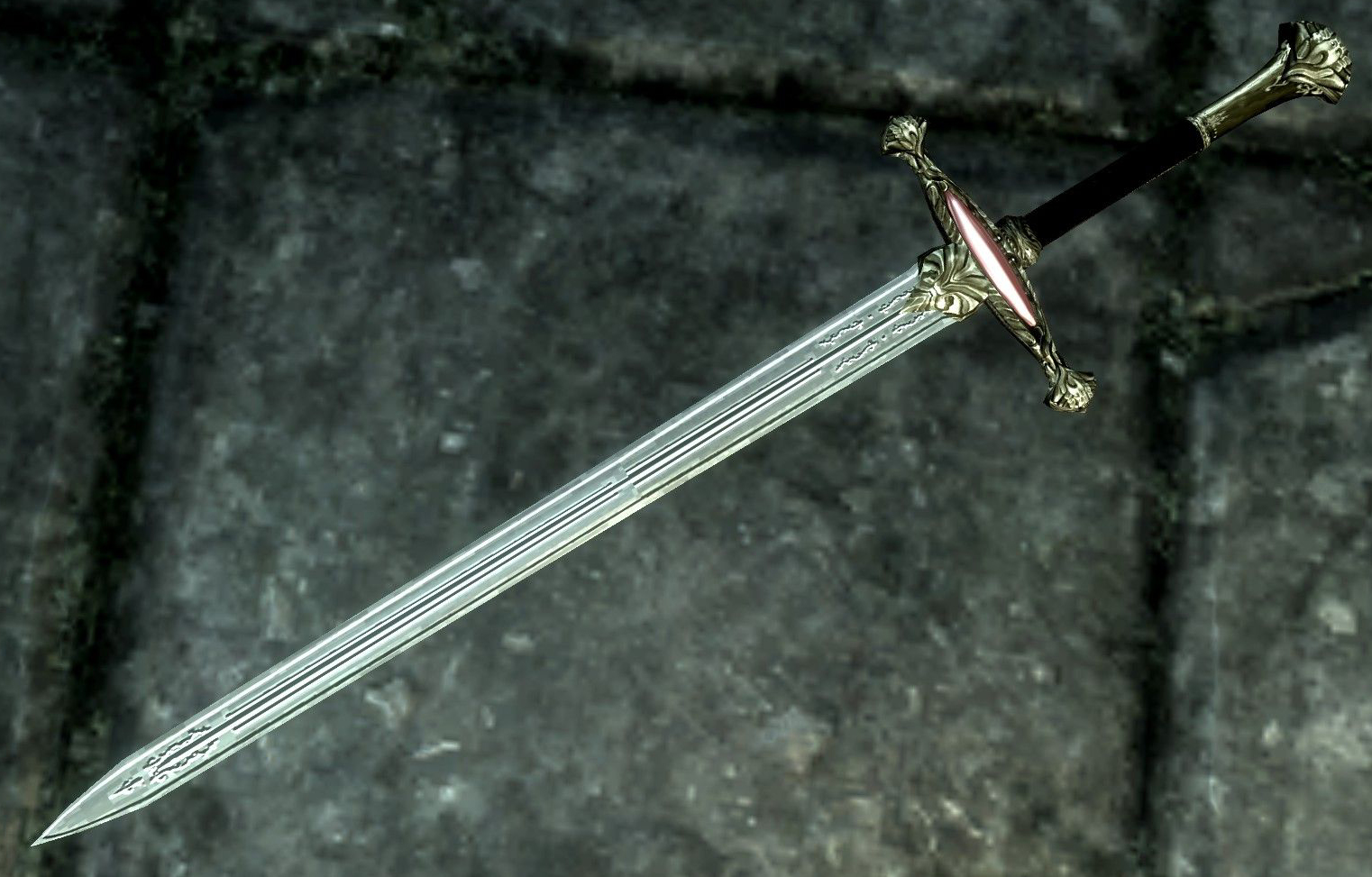 Skyrim Dwarven Sword Scattered across skyrim