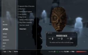 wooden mask 300x187 <a href=http://einfogames.com/members/damian skinner/>Damian Skinner</a>