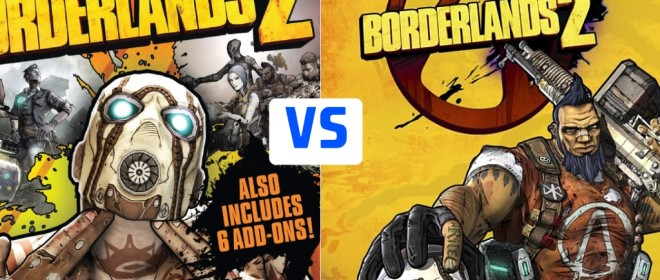 Borderlands 2: Vita vs PS3 Comparison