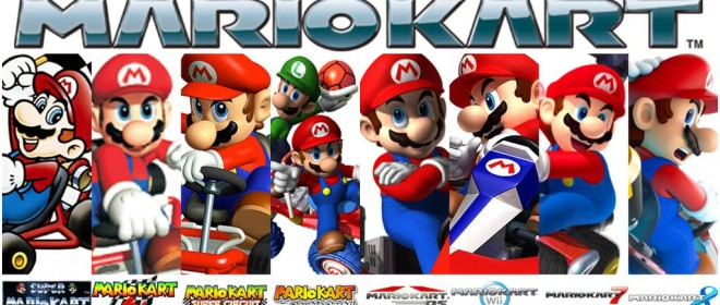 22 Years Of Mario kart Games – The Retrospective