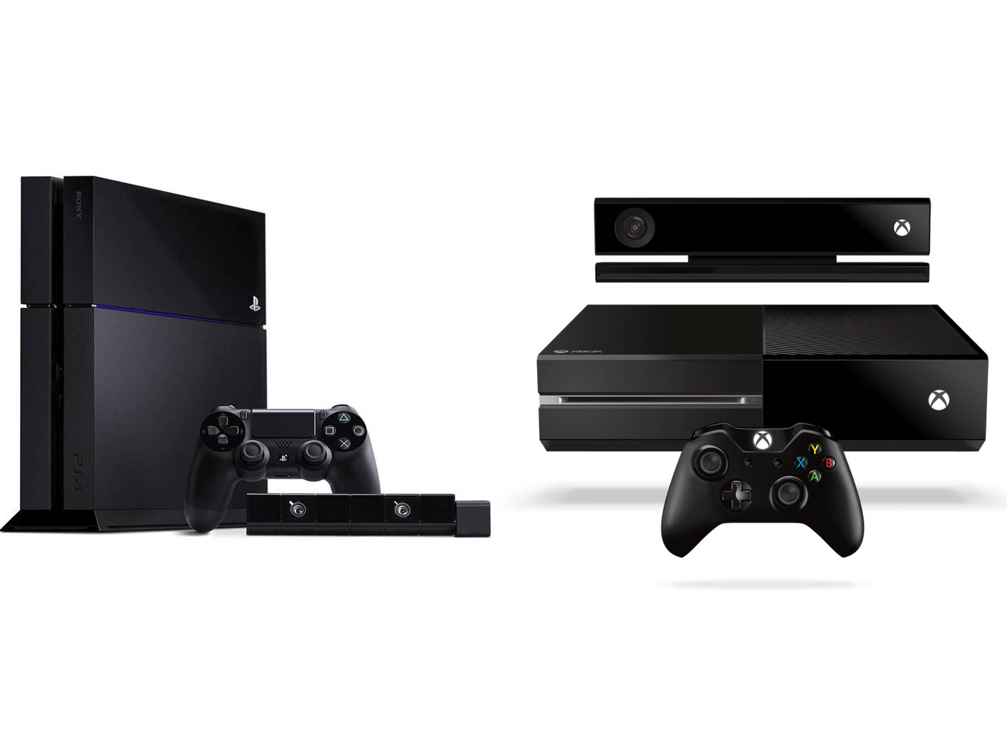 Xbox 1 Vs Ps4 Vs Wii U playground then the Wii U