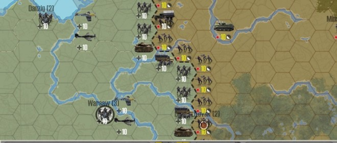 Commander – Europe at War Update