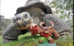 Skylanders Giants Invade London Zoo