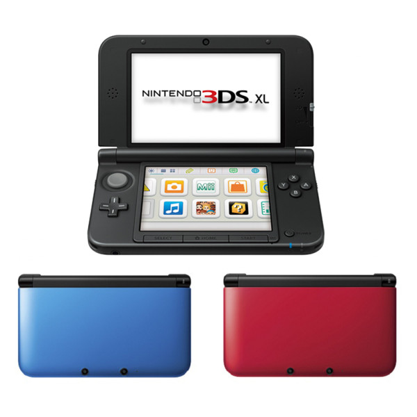 3DSXL Register Your 3DS XL And Receive A Free Game!