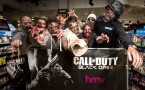 Black Ops 2′s Oxford Street HMV Launch