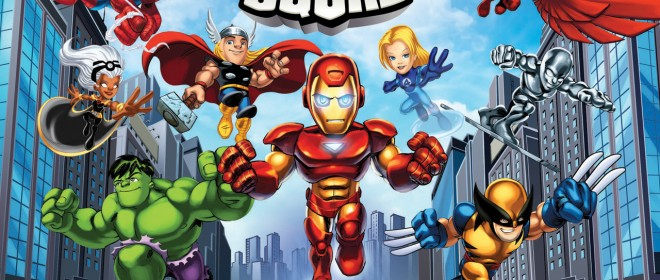Marvel Super Hero Squad Online Gets Bigger