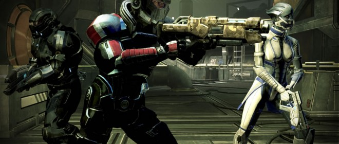 Mass Effect 3's latest DLC news
