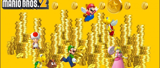 New Super Mario Bros. 2 Brand New Coin Rush Pack is Free!