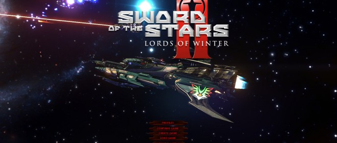 Sword of the Stars II: Lords of Winter - Wikipedia