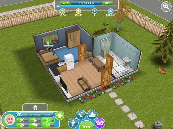 free online role playing games like sims