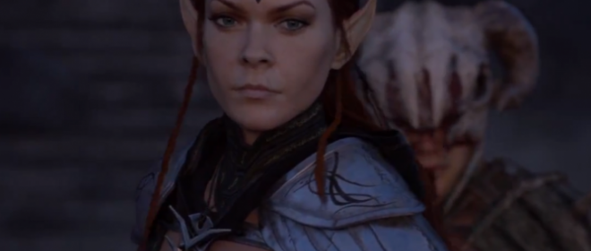 The Elder Scrolls Online Beta Announced with Gorgeous Trailer