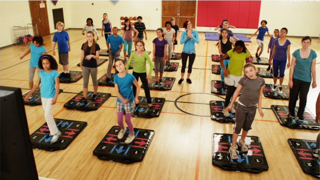 Konami bring Dance Dance Revolution to the Classroom