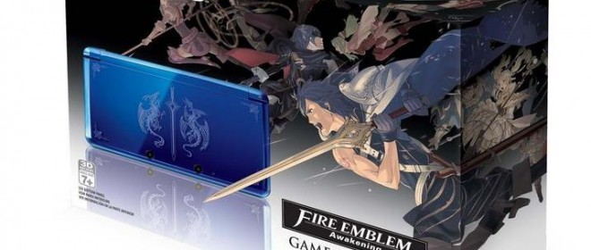 Fire Emblem 3DS Bundle Announced