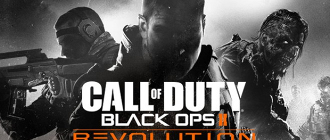 Black Ops 2 'Revolution' DLC Revealed!