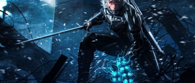 UK Gamers Have Chance to Play Metal Gear Rising: Revengeance