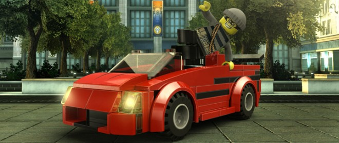 LEGO City Undercover Launches March 28th for the Wii U