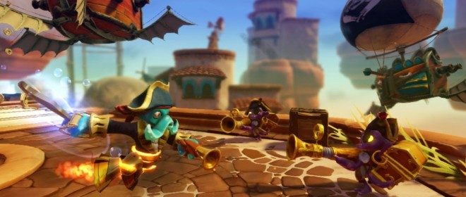 Skylanders SWAPS In A New Force of Toys