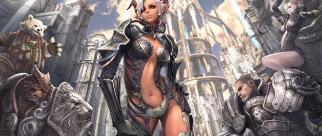 TERA's free-to-play launching February 5th in Europe