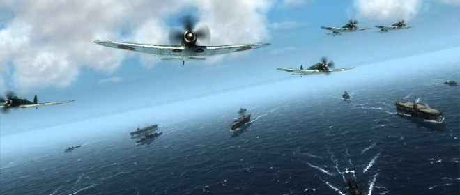 Air Conflicts: Pacific Carriers Explodes onto PSN