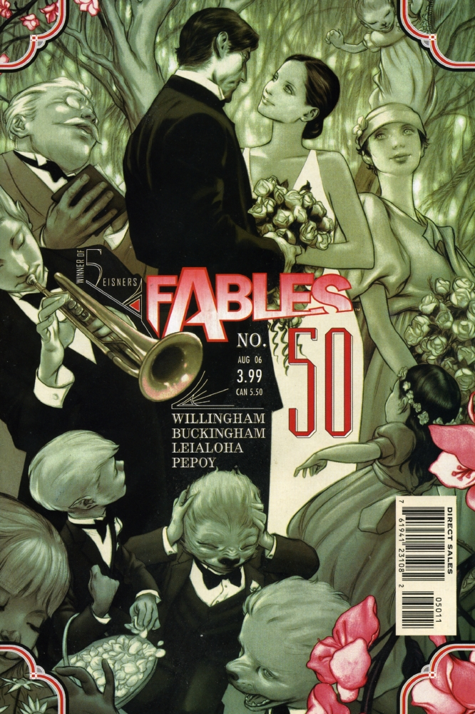 Preferred Fables Comics - MyHomeImprovement