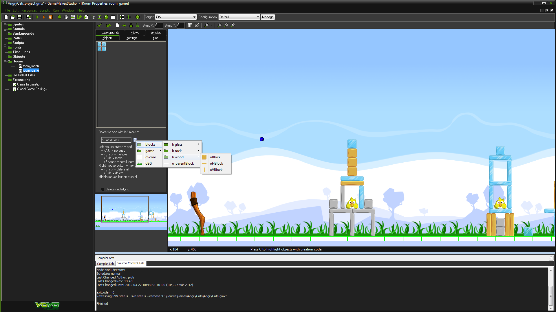Gamemaker studio pro using a single development workflow gamemaker: studio allows you export your game directly to
