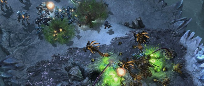 Blizzard Achieves 3 Milestones With Heart of the Swarm
