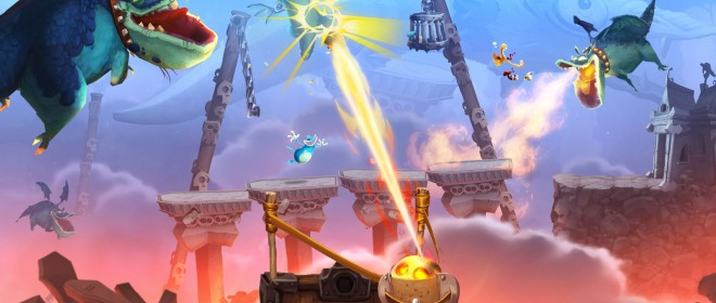 Rayman Legends Online Challenges App Now Available