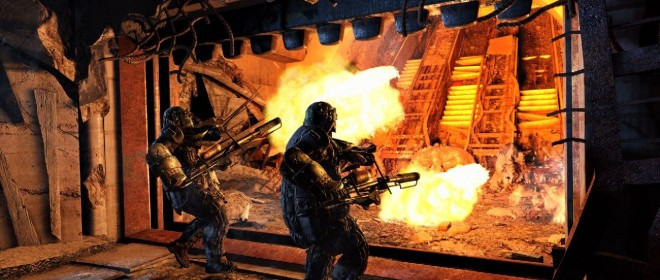Metro Last Light Ranger Survival Guide