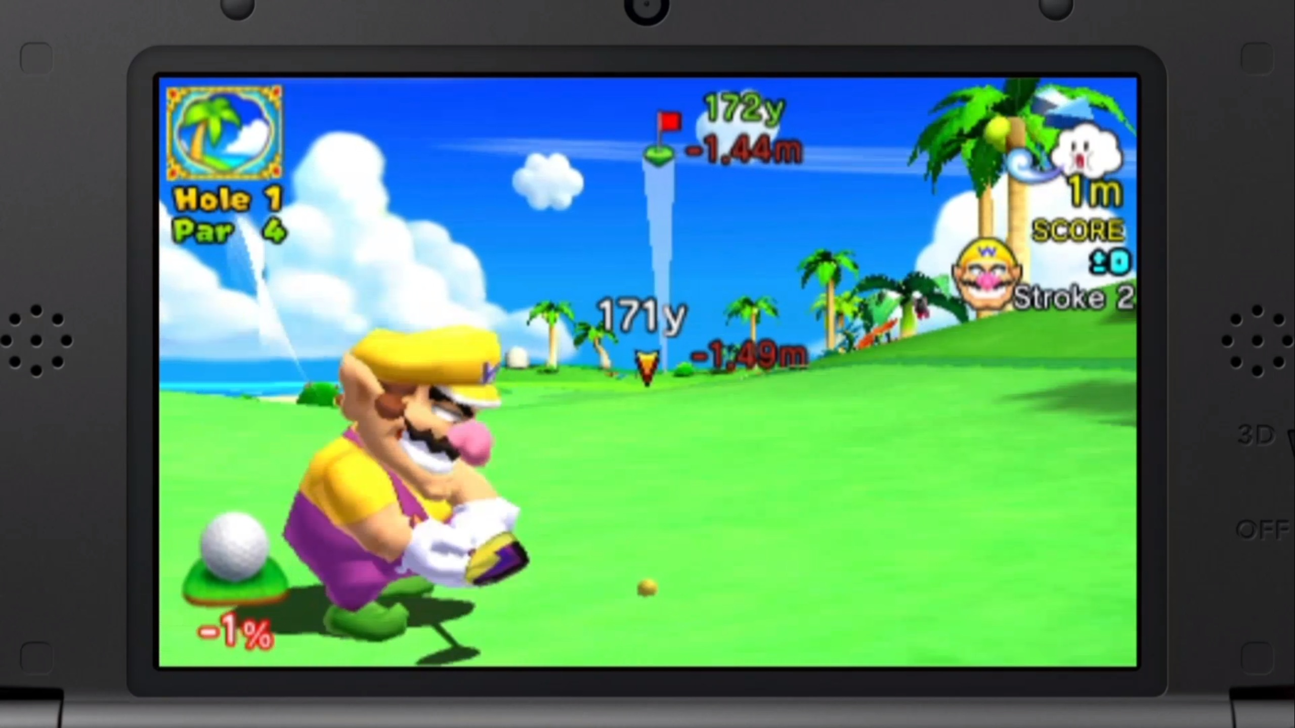 Mario Golf Latest Nintendo Direct Press Conference: Focuses On New 3DS Titles