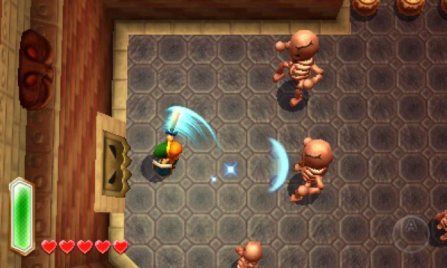 The legend of zelda a link to the past 2 Nintendo Announces The Legend of Zelda A Link to the Past 2 ?