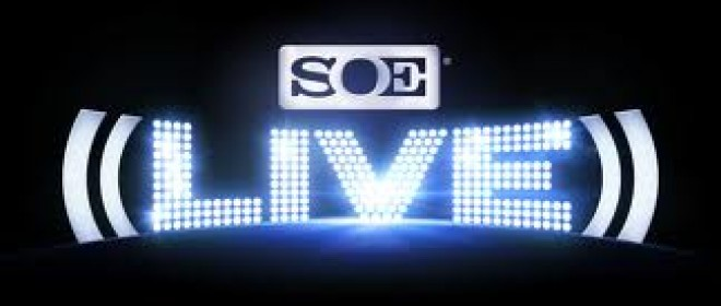 Tickets now available for SOE LIVE 2013