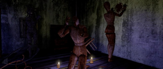 Horror Adventure Title Anna Extended Edition Out Now