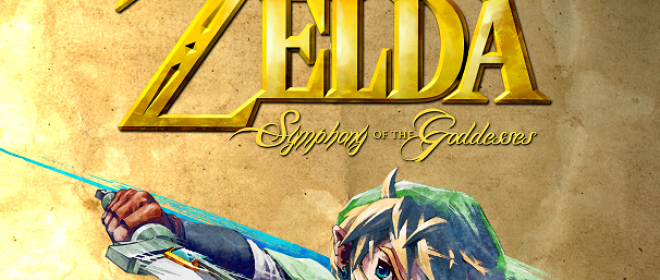 See Zelda: Symphony of the Goddesses Live in Concert!