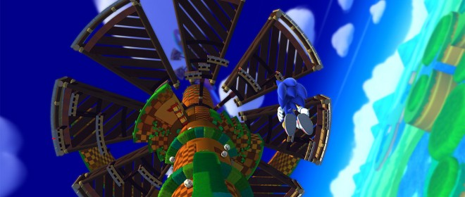 Sonic Lost World Main Story the Deadly Six