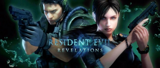 Resident Evil Revelations Is Coming For You