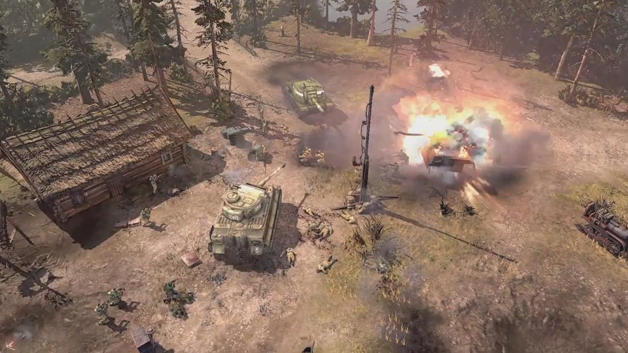 New Company Of Heroes 2 Demo Einfo Games
