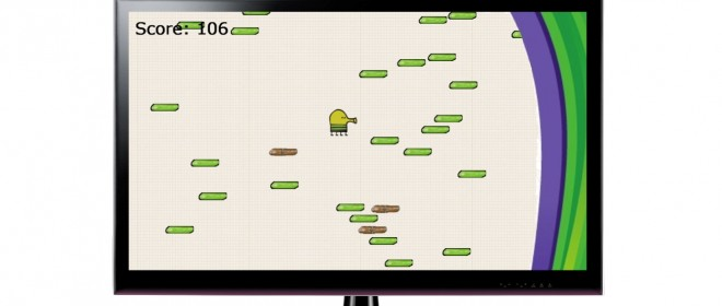 Doodle Jump Lands on Xbox Live