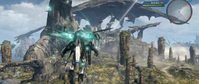 Monolith Soft Debuts New Game For Wii U