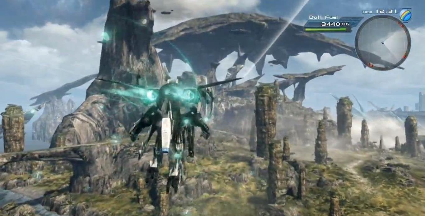New Wii U Games 2013 : Monolith soft debuts new game for wii u