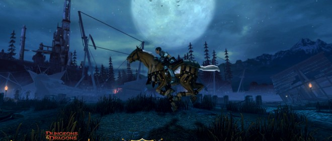 Neverwinter Launch date announced and first expansion