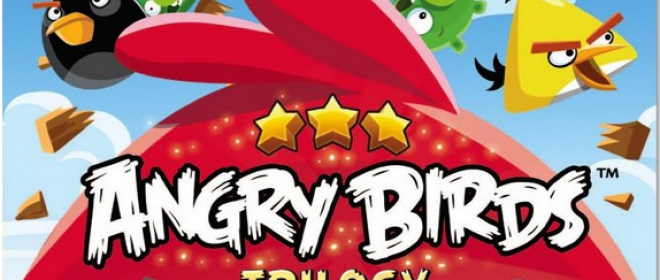 Release Of Angry Birds Trilogy For Wii And Wii U