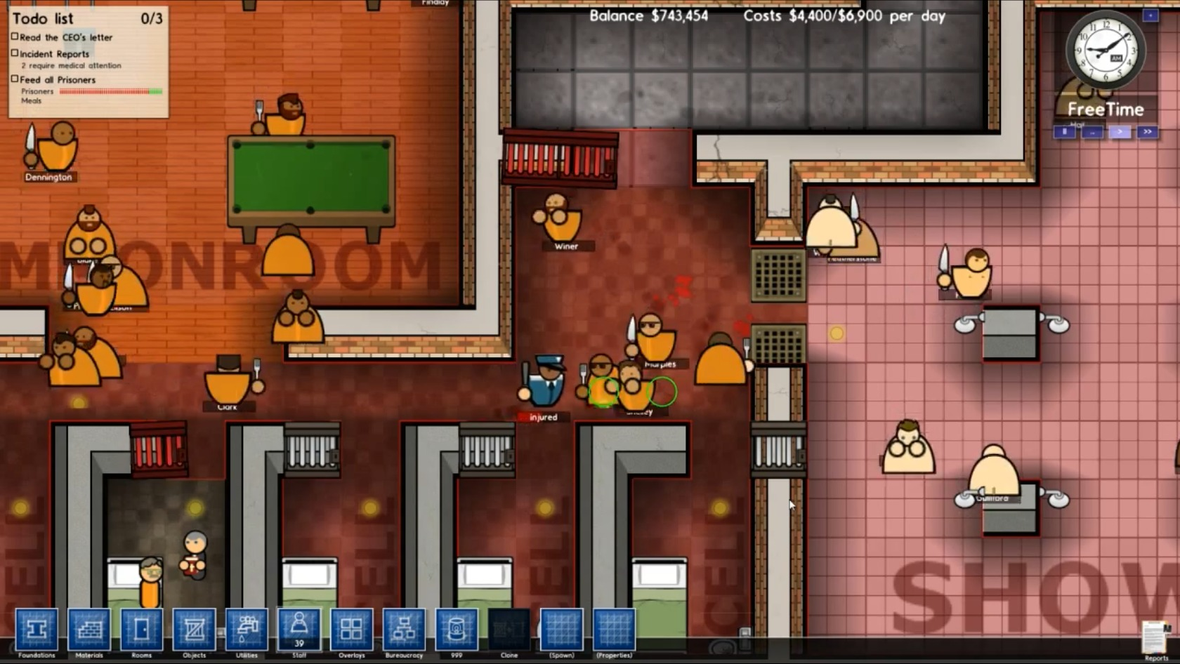 The indie shelf prison architect media in review for Jail architect