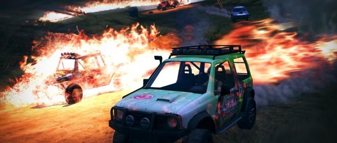 Fireburst on Xbox Live