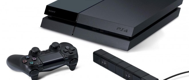 PlayStation 4 Console Design And Specs Unveiled
