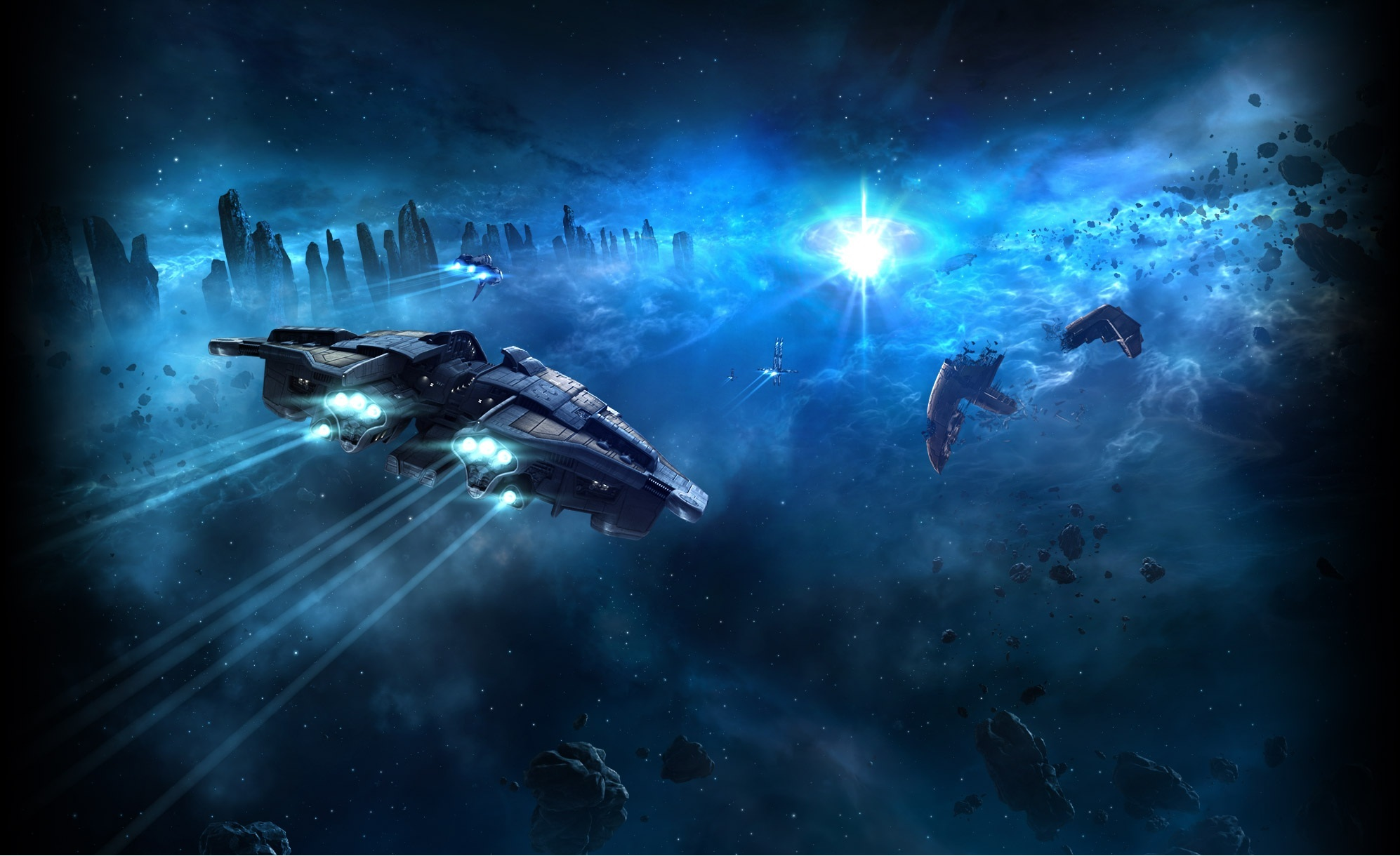 Eve Online Odyssey Launches Inspiring New Adventures