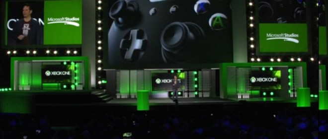 Microsoft E3 2013: A new era with the Xbox One