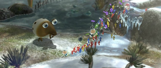 PIKMIN 3 Releases JULY 26TH EXCLUSIVELY FOR Wii U