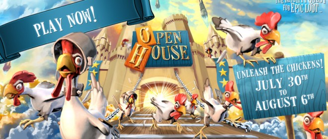 The Mighty Quest For Epic Loot Second Open House Has Been Announced